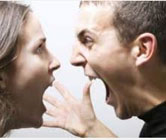 Don't YELL at your spouse