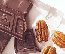 Chocolate & Nuts are good for your brain