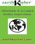 EarthKosher.com is a reliable kosher supervision agency